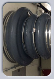 Bespoke Expansion Joints For Nuclear Power Plants